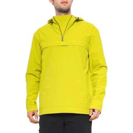 Gramicci Citron Buttermilks Climbing Solid Jacket - Zip Neck (For Men) in Citron