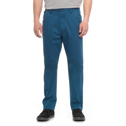 17a85e056dc0 Gramicci City Chino Pants (For Men) in Antique Flag Blue - Closeouts