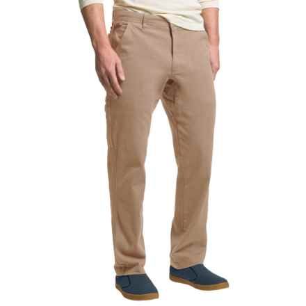 Gramicci City Chino Pants (For Men) in Beach Khaki - Closeouts