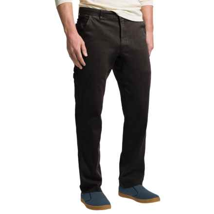 Gramicci City Chino Pants (For Men) in Black - Closeouts