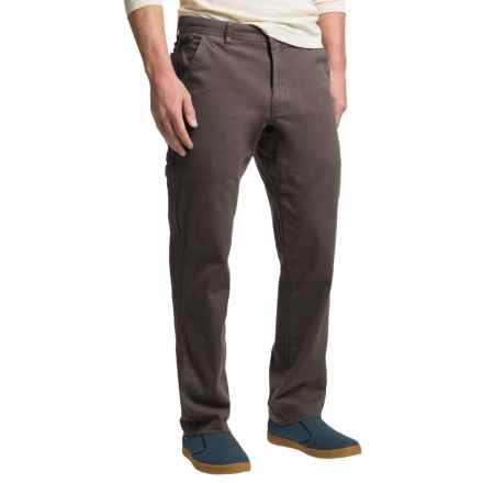 Gramicci City Chino Pants (For Men) in Faded Black - Closeouts