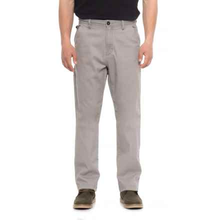Gramicci City Chino Pants (For Men) in Fog Grey - Closeouts