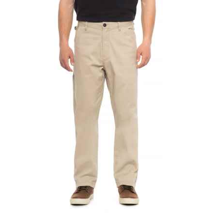 Gramicci City Chino Pants (For Men) in Khaki - Closeouts