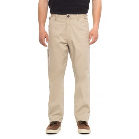 Gramicci City Chino Pants (For Men) in Khaki