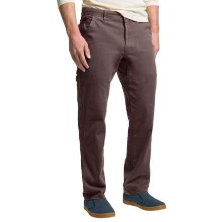 Gramicci City Chino Pants (For Men) in Mud Brown - Closeouts