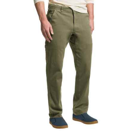 Gramicci City Chino Pants (For Men) in Olive - Closeouts