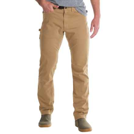 Gramicci City Jeans (For Men) in Beach Khaki - Closeouts