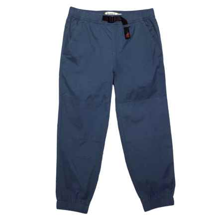 Gramicci Climber G Joggers (For Little and Big Boys) in Night Blue - Closeouts