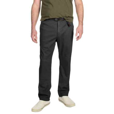 Gramicci Climber G Pants (For Men) in Black - Closeouts