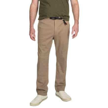 Gramicci Climber G Pants (For Men) in Dark Khaki - Closeouts