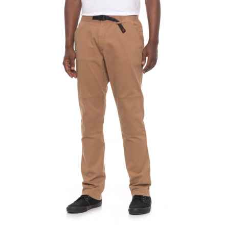 Gramicci Climber G Pants (For Men) in Desert Tan - Closeouts