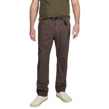 Gramicci Climber G Pants (For Men) in Havana Coffee - Closeouts