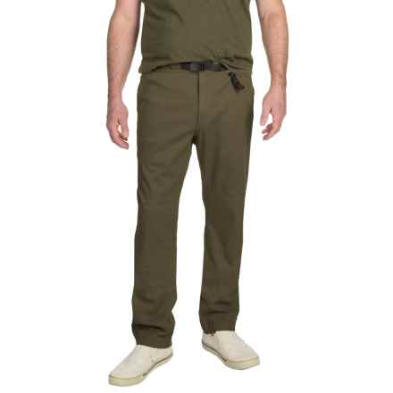 Gramicci Climber G Pants (For Men) in Olive Stone - Closeouts