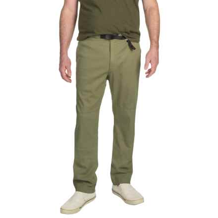 Gramicci Climber G Pants (For Men) in Olive - Closeouts