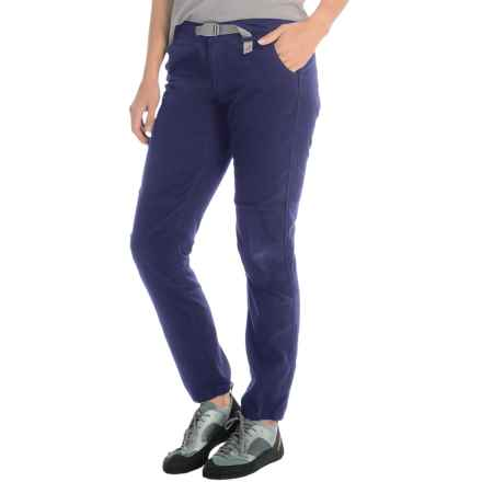 Gramicci Climber G Pants (For Women) in Nightshadow Blue - Closeouts