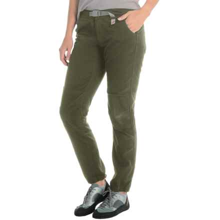 Gramicci Climber G Pants (For Women) in Olive - Closeouts