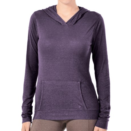 Gramicci Coco Hoodie Shirt - UPF 50, Organic Cotton-Hemp, Long Sleeve (For Women) in 31