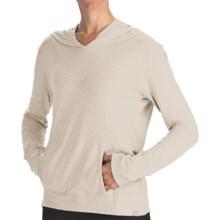 Gramicci Coco Hoodie Shirt - UPF 50, Organic Cotton-Hemp, Long Sleeve (For Women) in Bone White - Closeouts