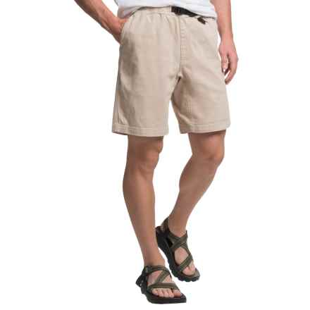 Gramicci Cotton Stretch Original G 2.0 Shorts (For Men) in Sand - Closeouts
