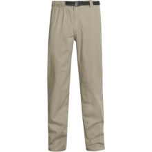 Gramicci Crag Twill Pants (For Men) in Stone - Closeouts