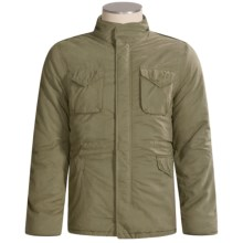 Gramicci Cyclone Jacket - Insulated (For Men) in Iguana Green - Closeouts