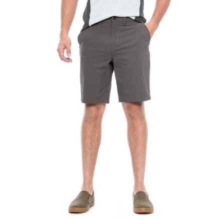 Gramicci Daily Driver Shorts (For Men) in Asphalt Grey - Closeouts