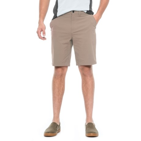 Gramicci Daily Driver Shorts (For Men) in Cobblestone