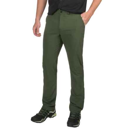Gramicci Daily Driver Stretch-Woven Chino Pants (For Men) in Hunter - Closeouts