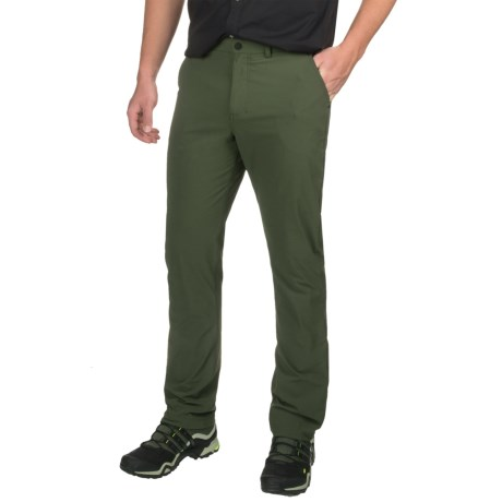Gramicci Daily Driver Stretch-Woven Chino Pants (For Men) in Hunter