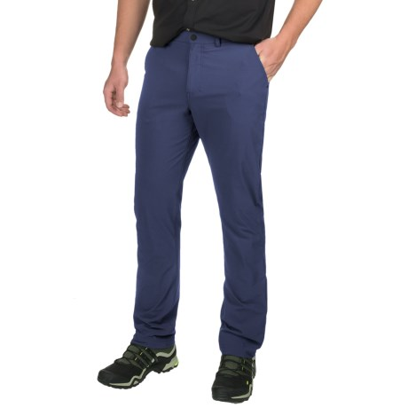 Gramicci Daily Driver Stretch-Woven Chino Pants (For Men) in Indigo Ink