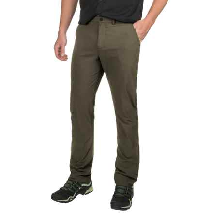 Gramicci Daily Driver Stretch-Woven Chino Pants (For Men) in Olive Stone - Closeouts