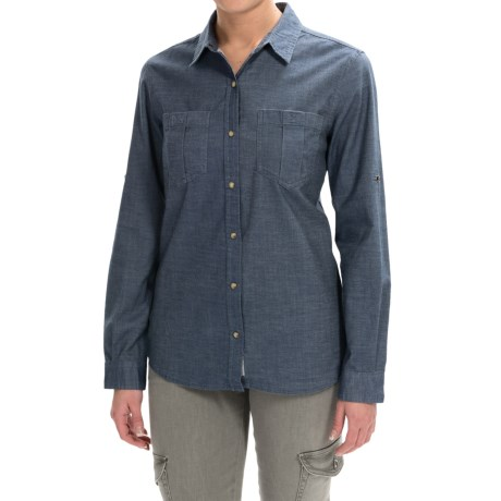 Gramicci Daphne Shirt Long Sleeve (For Women)