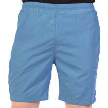 Gramicci Dash Shorts - UPF 30, Built-In Brief (For Men) in Sail Blue - Closeouts