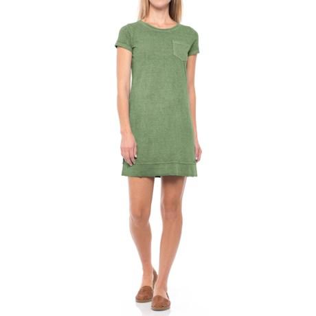 Image of Gramicci De La Vina Dress - Hemp-Organic Cotton, Short Sleeve (For Women)