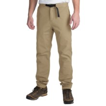 Gramicci Drift Freestyle Pants - Slim Fit (For Men) in Classic Khaki - Closeouts