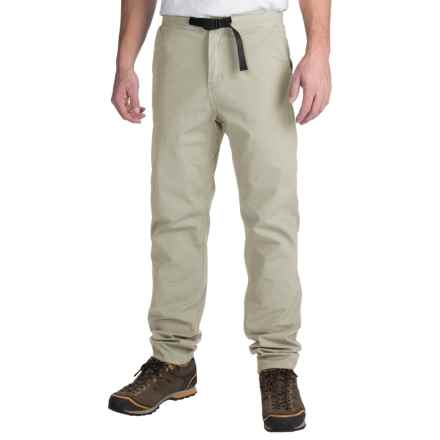 Gramicci Drift Freestyle Pants - Slim Fit (For Men) in Old Stone - Closeouts