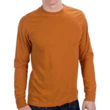 Gramicci Endurance Organic T-Shirt - UPF 20, Long Sleeve (For Men) in Harvest Orange - Closeouts