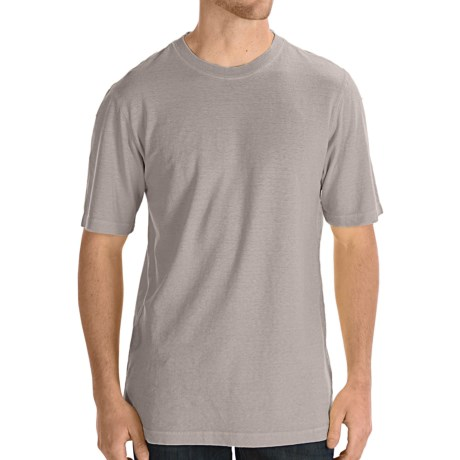 Gramicci Endurance T-Shirt - UPF 20, Hemp-Organic Cotton, Short Sleeve (For Men) in Cloudburst