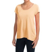 Gramicci Eva T-Shirt - Hemp-Organic Cotton, Short Sleeve (For Women) in Gelato Yellow - Closeouts