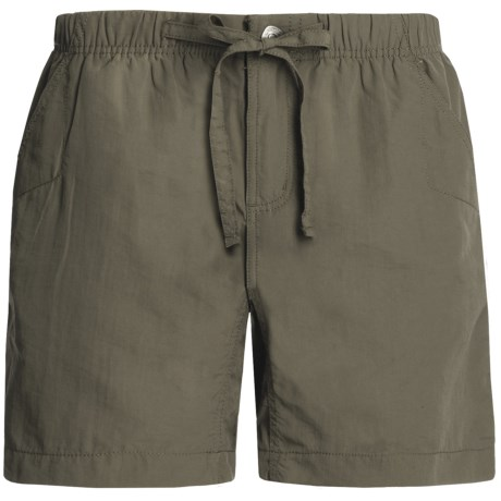 Gramicci Free Stride Sahara Shorts - UPF 30 (For Women) in Bungee Cord