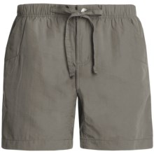 Gramicci Free Stride Sahara Shorts - UPF 30 (For Women) in Shale - Closeouts
