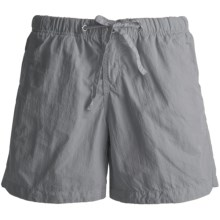 Gramicci Free Stride Shorts - UPF 30, Quick Dry (For Women) in Shale - Closeouts