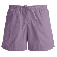 Gramicci Free Stride Shorts - UPF 30, Quick Dry (For Women) in Smokey Mountain - Closeouts