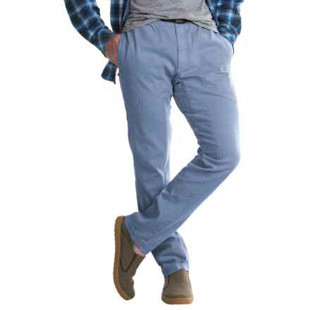 Gramicci Freedom G Pants - Elastic Waist (For Men) in Vintage Indigo - Closeouts