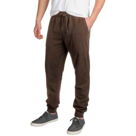 Gramicci Funday Fleece Pants - Organic Cotton (For Men) in Coffee Brown - Closeouts