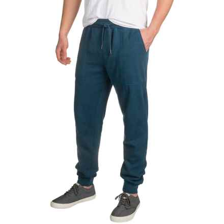 Gramicci Funday Fleece Pants - Organic Cotton (For Men) in Denim Blue - Closeouts