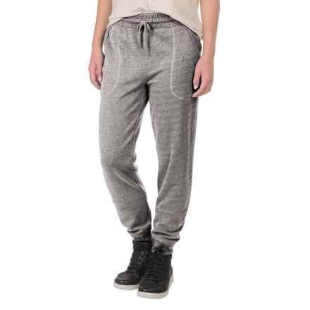Gramicci Funday Fleece Pants - Organic Cotton (For Women) in Mid Grey - Closeouts