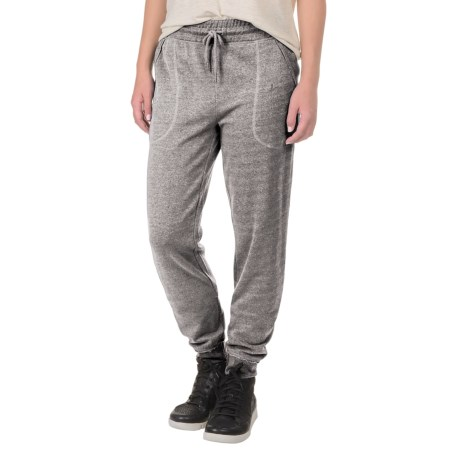 Gramicci Funday Fleece Pants - Organic Cotton (For Women) in Mid Grey