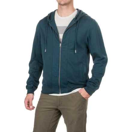 Gramicci Funday Hoodie - Organic Cotton (For Men) in Denim Blue - Closeouts