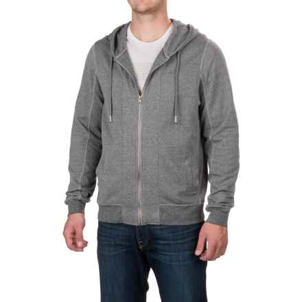 Gramicci Funday Hoodie - Organic Cotton (For Men) in Mid Grey - Closeouts